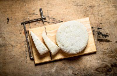 formaggio di capra ad alessandria